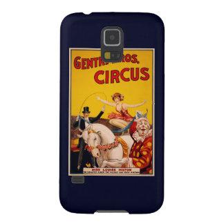 Capa Para Galaxy S5 Caixa da galáxia S5 de Samsung do circo