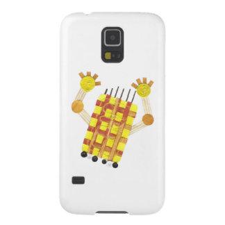 Capa Para Galaxy S5 Caixa de patinagem da galáxia S5 de Samsung do