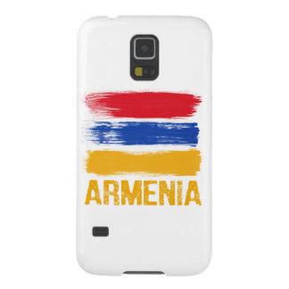 Capa Para Galaxy S5 Camisas da bandeira de Arménia