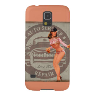 Capa Para Galaxy S5 Carro do Pinup