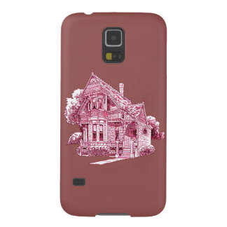 Capa Para Galaxy S5 Casa de campo