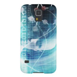 Capa Para Galaxy S5 Cientistas da educação e tornar-se da ciência