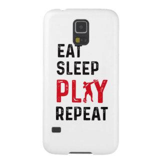 Capa Para Galaxy S5 Coma a solha legal do jogador do futebol do jogo