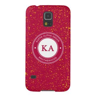 Capa Para Galaxy S5 Crachá alfa da ordem | do Kappa