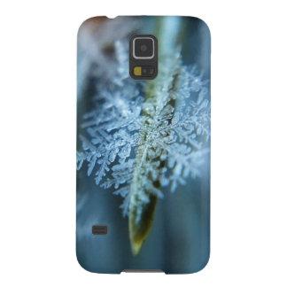 Capa Para Galaxy S5 Cristal de gelo, inverno, neve, natureza