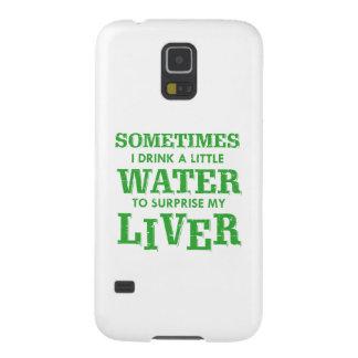 Capa Para Galaxy S5 Design engraçado do fígado