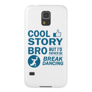 Capa Para Galaxy S5 Design legal da dança de ruptura