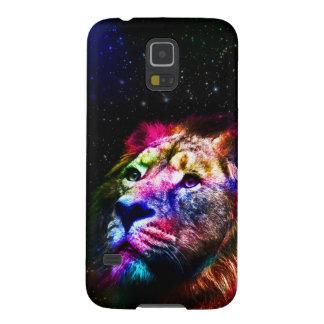 Capa Para Galaxy S5 Espace o leão do _caseSpace do leão - leão