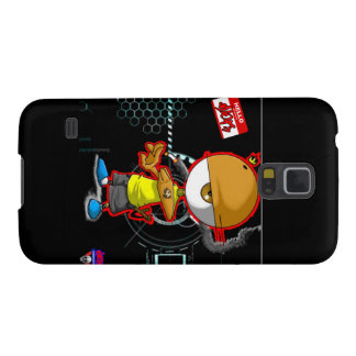 Capa Para Galaxy S5 eye