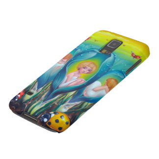 Capa Para Galaxy S5 Fazenda do duende