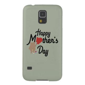 Capa Para Galaxy S5 Feliz dia das mães Zg6w3