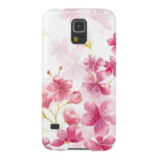 Capa Para Galaxy S5 Flor de cerejeira