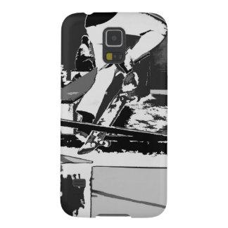 Capa Para Galaxy S5 Fora dos trilhos   - skater