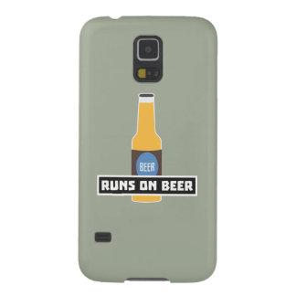 Capa Para Galaxy S5 Funcionamentos na cerveja Z7ta2