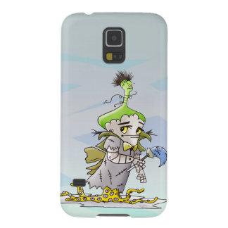 Capa Para Galaxy S5 Galáxia S5 BT de Samsung da MANTEIGA de FRANKY