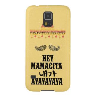 Capa Para Galaxy S5 Hey galáxia s5 de Mamacita Samsung