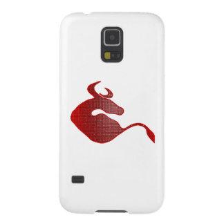 Capa Para Galaxy S5 Jogo com a Bull