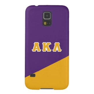 Capa Para Galaxy S5 Letras alfa do grego do Lambda | do Kappa
