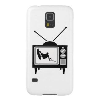 Capa Para Galaxy S5 Meios do acordar