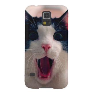 Capa Para Galaxy S5 Meme do gato - gato engraçado - memes engraçados