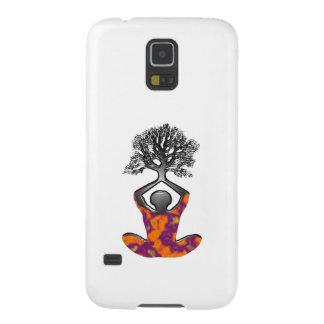 Capa Para Galaxy S5 Mente, corpo, espírito