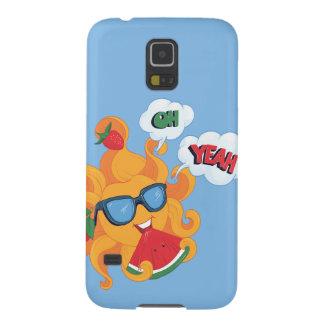 Capa Para Galaxy S5 Oh! Yeah! é verão