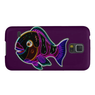 Capa Para Galaxy S5 Parrotfish