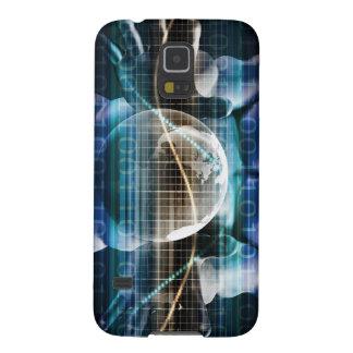 Capa Para Galaxy S5 Plataforma da segurança do controlo de acessos