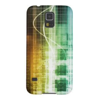 Capa Para Galaxy S5 Protecção de dados e exploração da segurança do