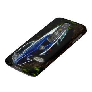 Capa Para Galaxy S5 Relâmpago do carro