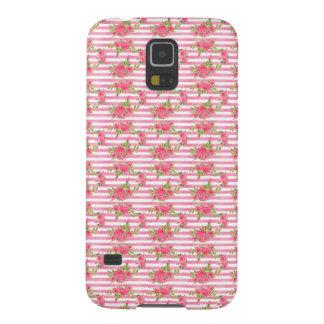 Capa Para Galaxy S5 Rosas vermelhas da aguarela