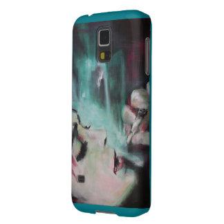 Capa Para Galaxy S5 Smoke da caixa da galáxia s5 de Samsung '