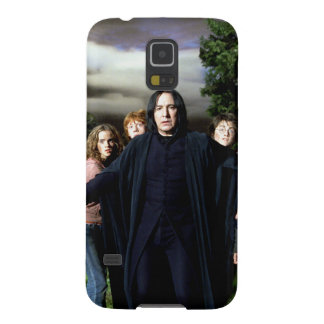 Capa Para Galaxy S5 Snape Hermoine Ron Harry