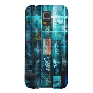 Capa Para Galaxy S5 Tecnologia da informação ou ELE Infotech como uma