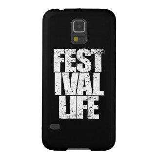 Capa Para Galaxy S5 VIDA do FESTIVAL (branca)