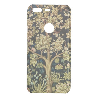 Capa Para Google Pixel Da Uncommon Árvore de William Morris do Pre-Raphaelite do