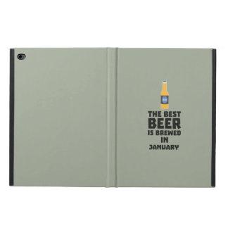 Capa Para iPad Air 2 A melhor cerveja é em maio Z96o7 fabricado cerveja