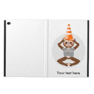 Capa Para iPad Air 2 A preguiça seja um cone da segurança do unicórnio