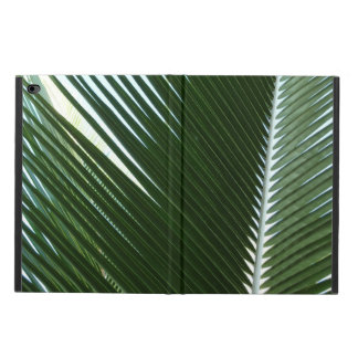 Capa Para iPad Air 2 Abstrato tropical de sobreposição do verde das