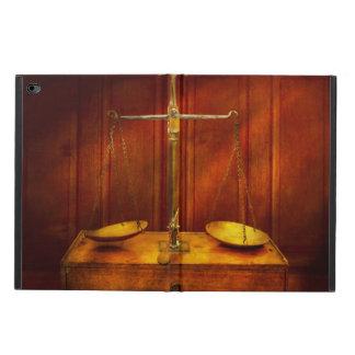 Capa Para iPad Air 2 Advogado - escala desequilibrada de justiça