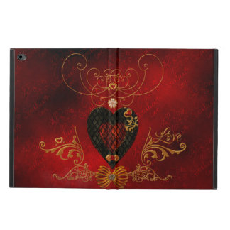 Capa Para iPad Air 2 Amor, corações maravilhosos