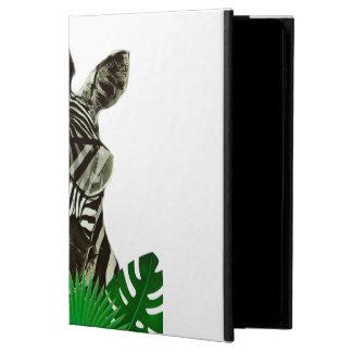 Capa Para iPad Air 2 Animal do estilo da zebra do hipster