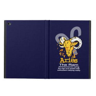 Capa Para iPad Air 2 Aries o exemplo do sinal da estrela da astrologia