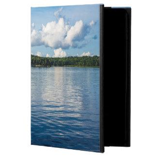 Capa Para iPad Air 2 Arquipélago na costa de mar Báltico na suecia