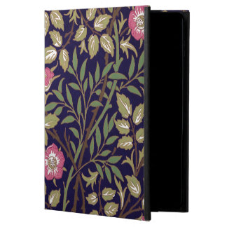 Capa Para iPad Air 2 Arte floral Nouveau do Briar doce de William