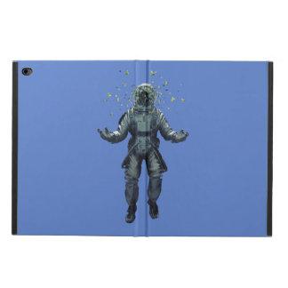 Capa Para iPad Air 2 Astronauta e borboleta