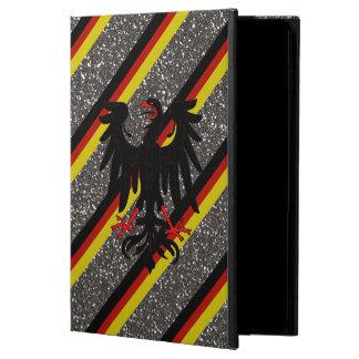 Capa Para iPad Air 2 Bandeira alemão das listras