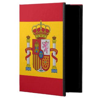 Capa Para iPad Air 2 Bandeira espanhola