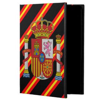 Capa Para iPad Air 2 Bandeira espanhola das listras