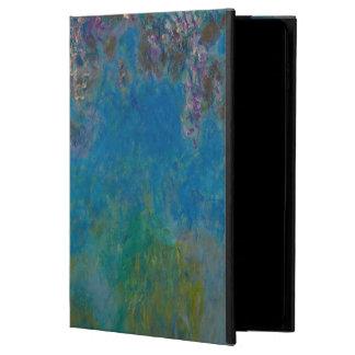 Capa Para iPad Air 2 Belas artes GalleryHD floral das glicínias de